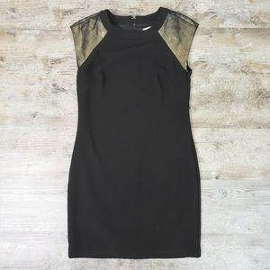 Trina Turk Dresses - $328 Trina Turk Vanita Dress Black Metallic Dress